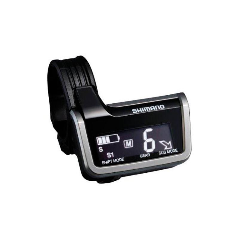 XTR Di2 SC-M9050 Display schwarz Schaltungsteile & Zubehör