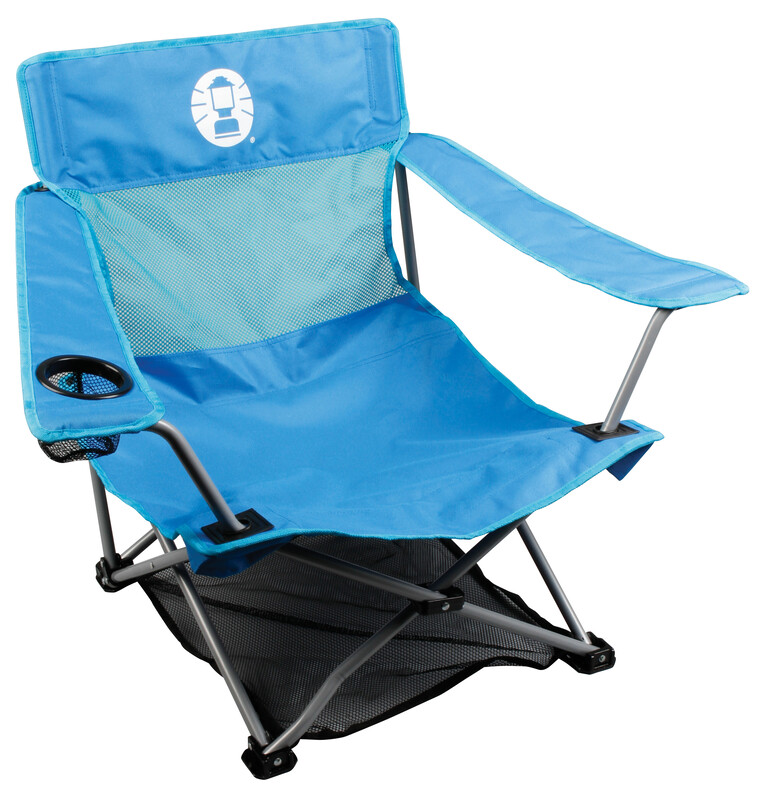 Low Quad Chair Campingstühle