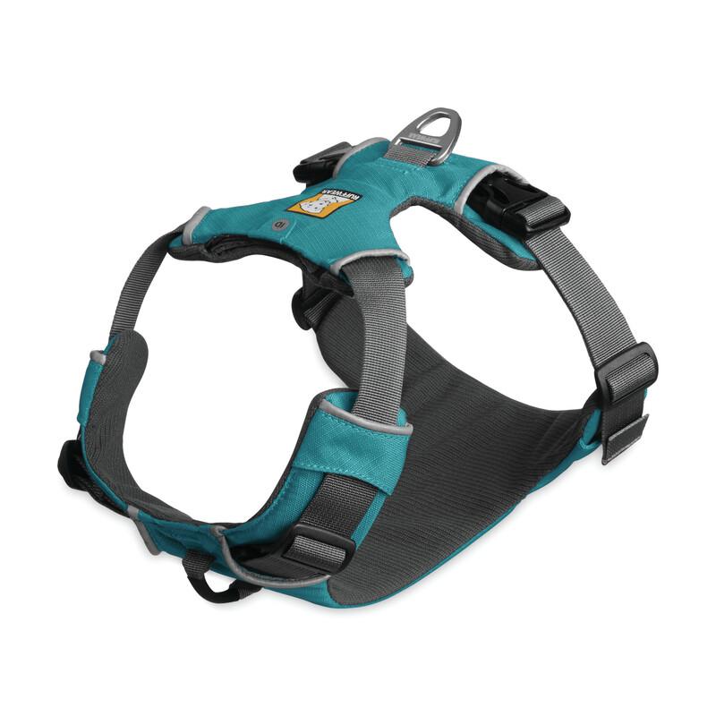 Front Range Harness pacific blue Tierbedarf