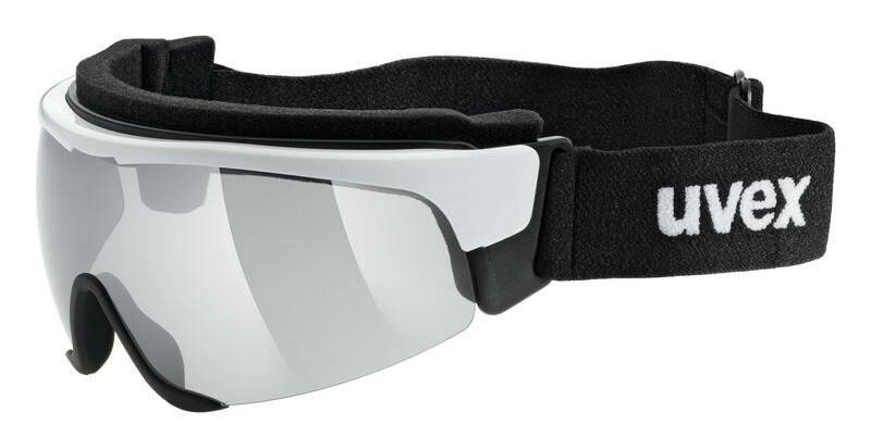 Cross Shield II Pro S white/litemirror silver Sonnenbrillen