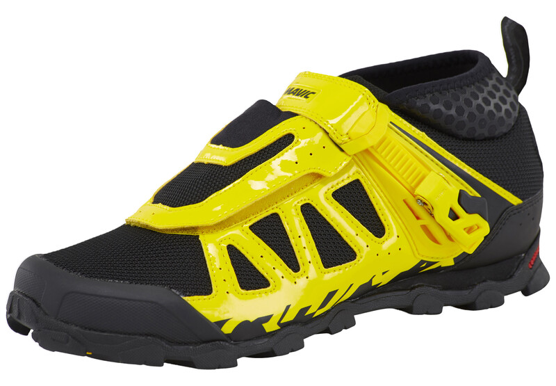 Crossmax XL Pro Shoe Men yellow mavic 44 MTB Schuhe