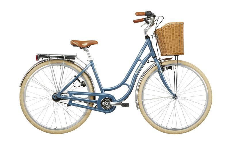 Saphire 7-Gang saphir-blau Citybikes