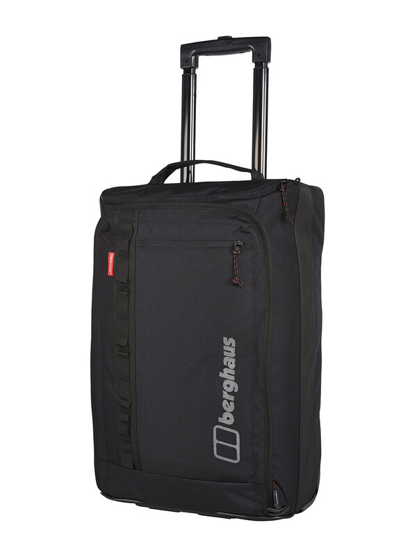 Travel Mule 35 Trolley Black/Black Trolleys
