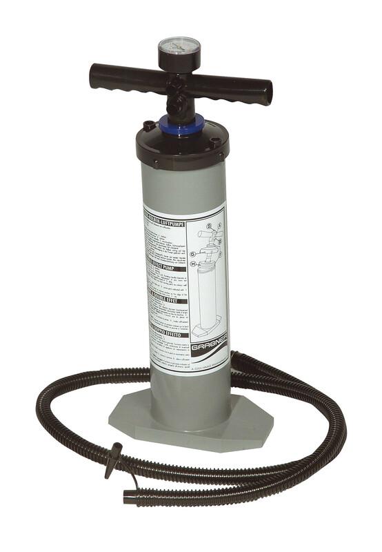 Luftpumpe mit Manometer Wassersport Zubehör