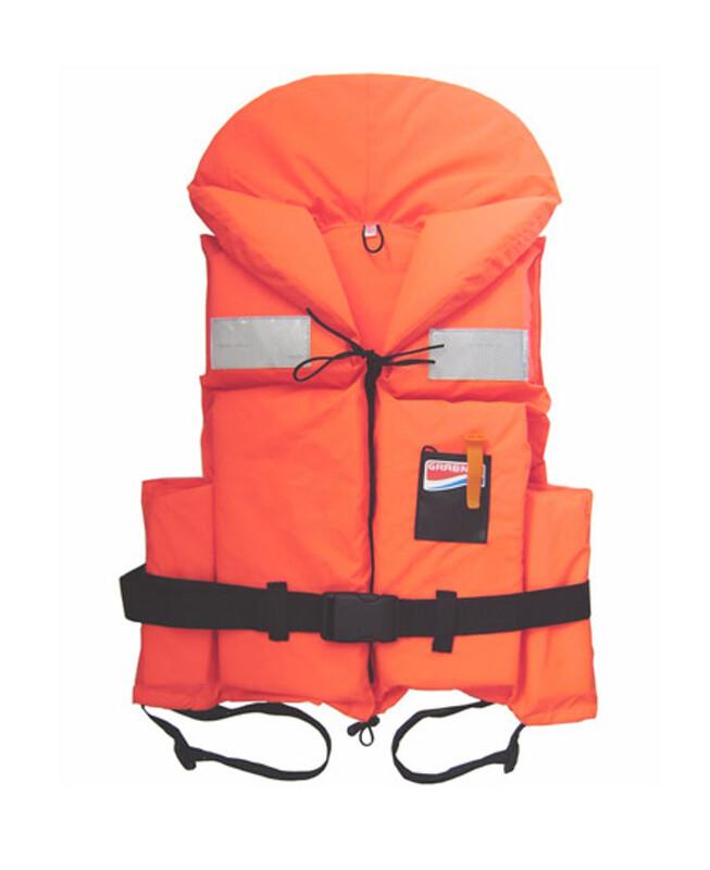 Bora Rettungsweste orange Schwimmwesten