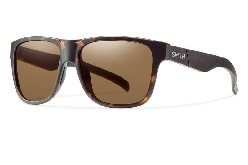 Lowdown XL Glasses Men matte tortoise/polarized brown Brillen & Goggles