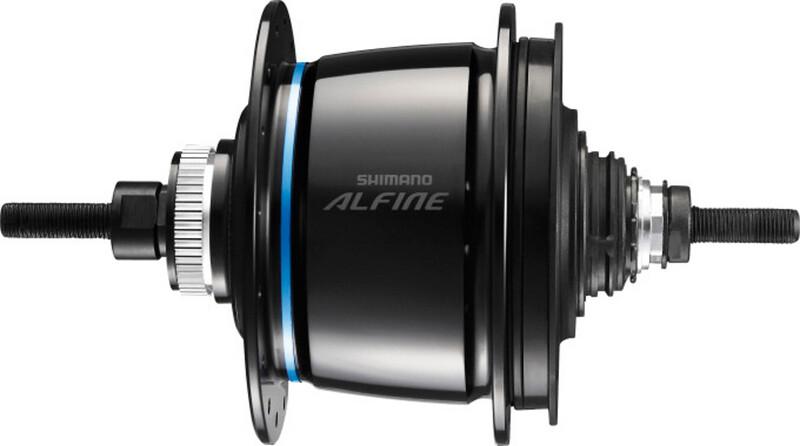 Alfine SG-S505 Getriebenabe für Scheibenbremse 8-Gang Sonstige Naben