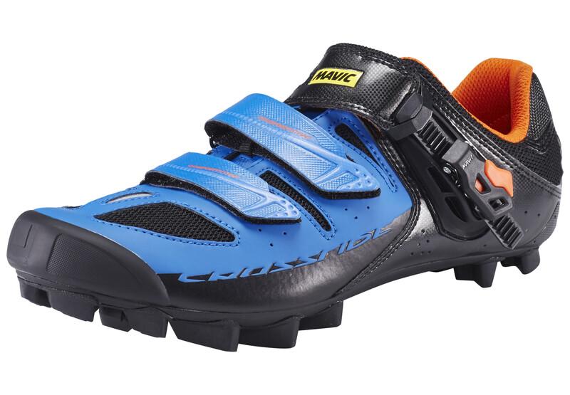 Crossride SL Elite Shoe Men black/blue 46 MTB Schuhe