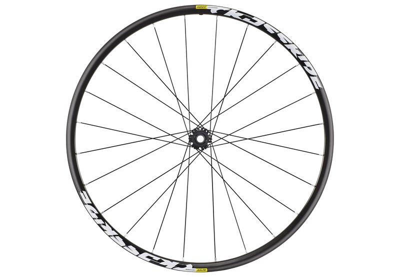 Crossride FTS-X Disc VR 27,5 Zoll Intl black MTB Vorderräder
