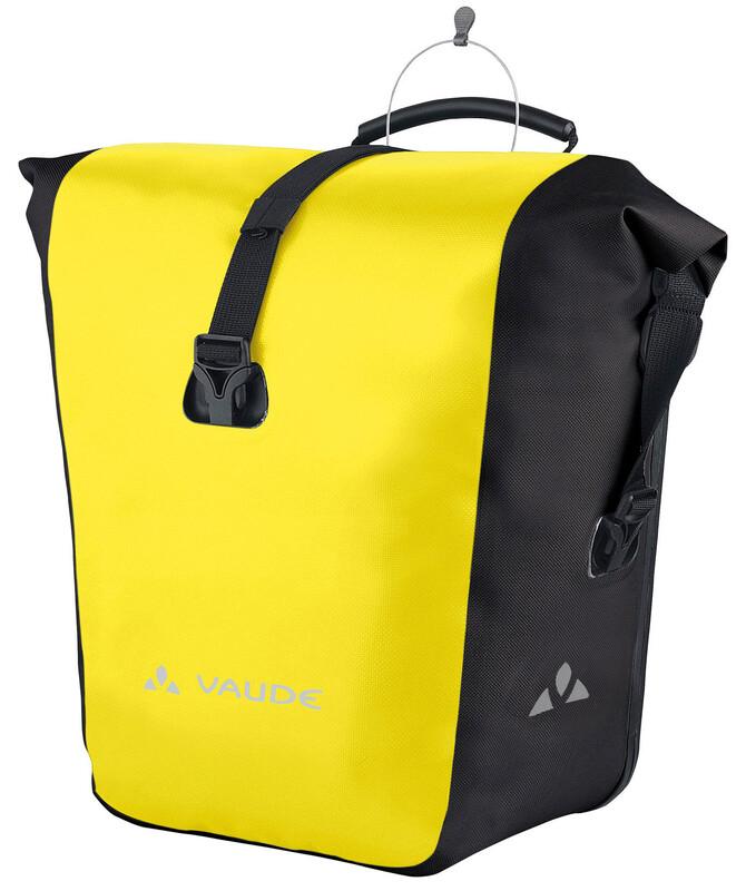 Aqua Back Single Panniers canary Gepäckträgertaschen