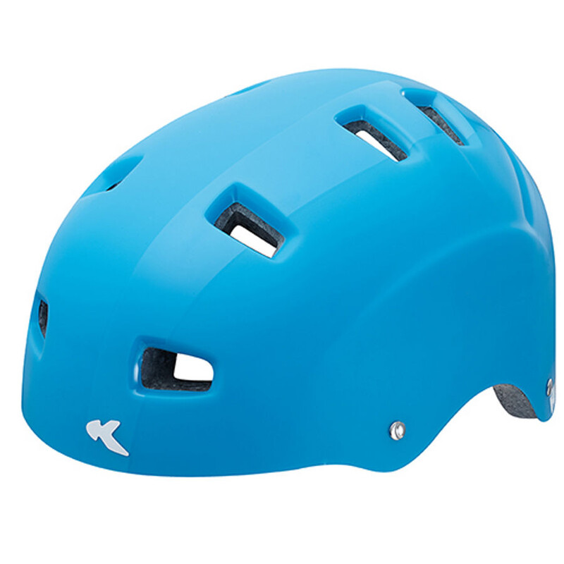 Risco Helmet lightblue matt 57-62 cm BMX & Dirt Helme