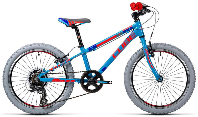 Kid 200 blue'n'red Jugend- & Kidsbikes
