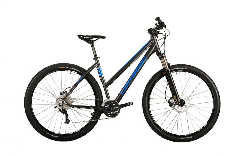 "MT Cross 0.2 Lady 29"" dark grey matt/reflex blue/white Mountainbikes"
