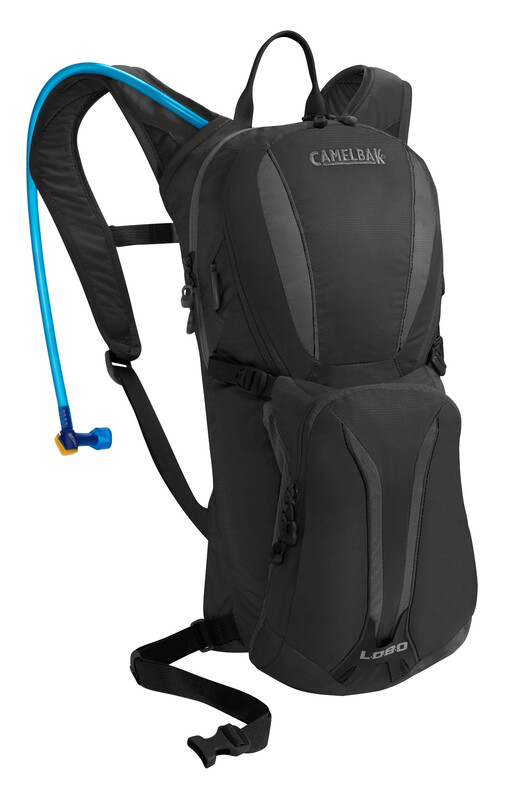 Lobo Backpack black Trinkrucksäcke