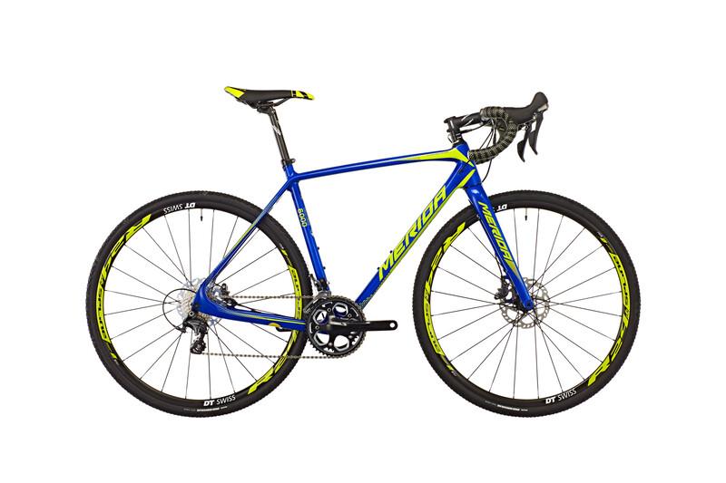 Cyclo Cross 6000 blau/lime Rennräder