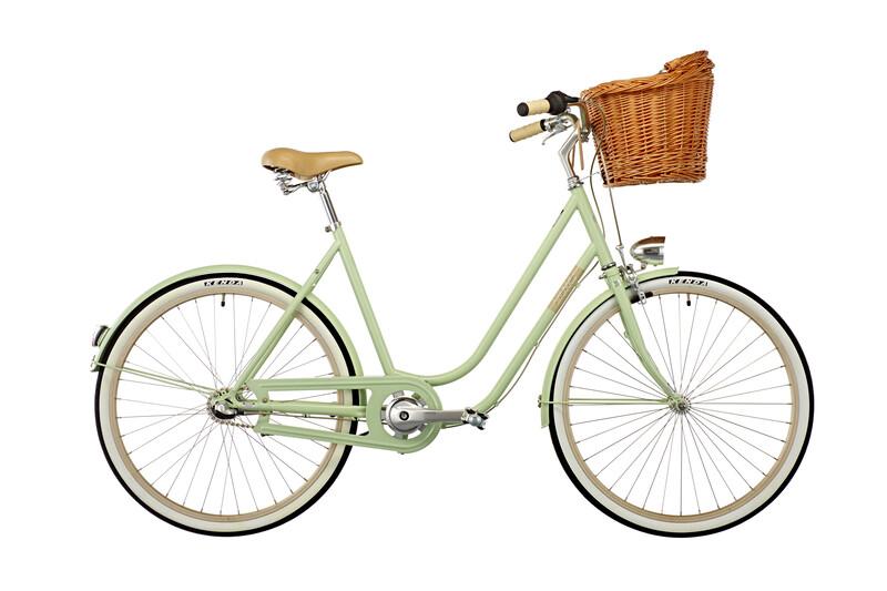 """Molly 26"""" 3-speed pistachio Urban Bikes"""
