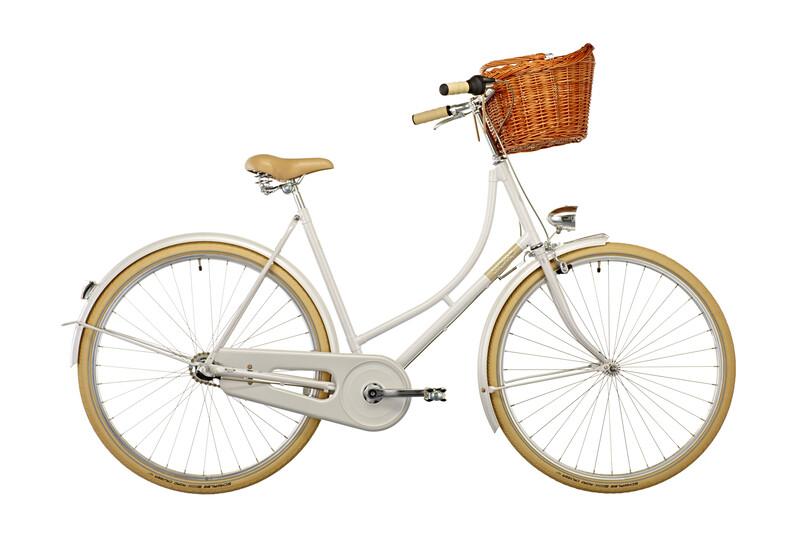 Holymoly Solo Lady 3-speed white Urban Bikes