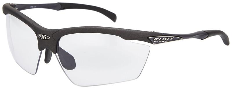 Agon Brille Matte Black/ImpactX Photochromic 2Black Brillen