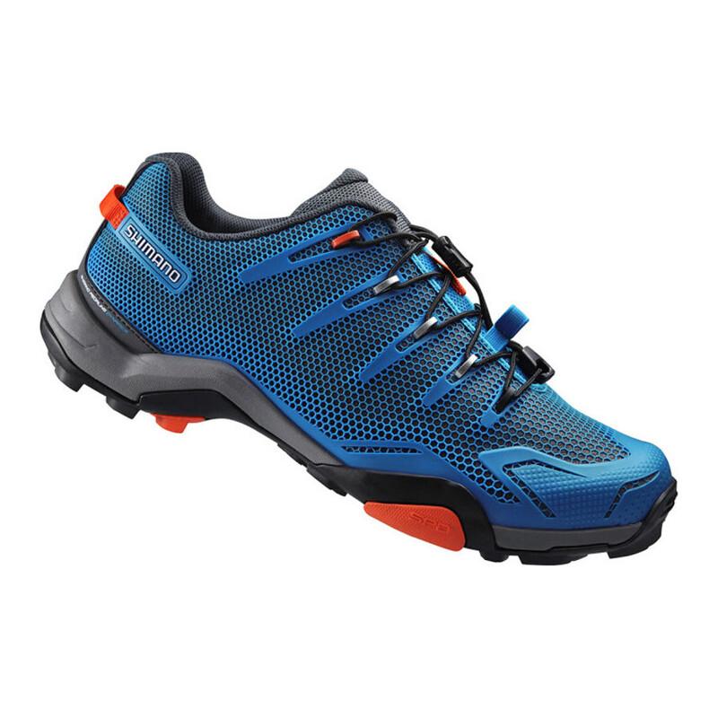 SH-MT44B Schuhe Unisex blau 41 Fahrradschuhe