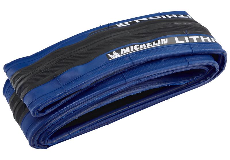 Lithion 2 Fahrradreifen 28 Zoll blau Rennrad Reifen