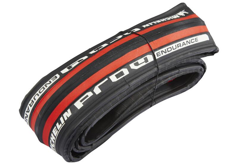 """Pro4 Endurance V2 Fahrradreifen 28"""" rot Rennrad Reifen"""