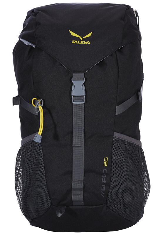 Melago 26 Backpack black out Daypacks
