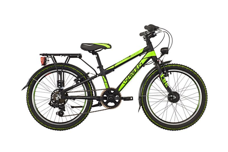 "Rockville Street 20"" black/green Kinderfahrräder"