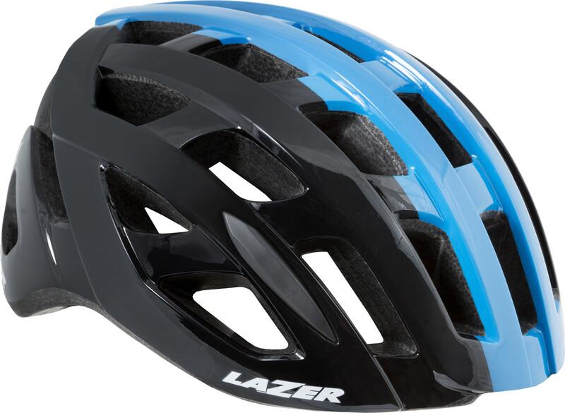 Tonic Helm black-blue 55-59 cm Fahrradhelme