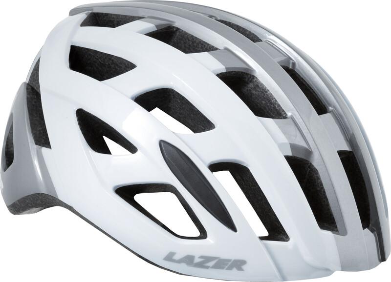 Tonic Helm white-titanium 58-61 cm Fahrradhelme