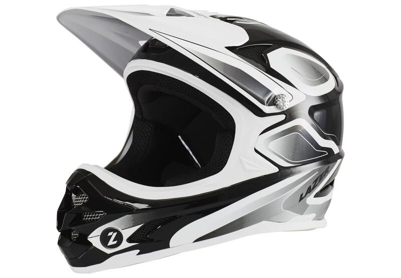 Phoenix Helm black-white 59-60 cm Bike Helme
