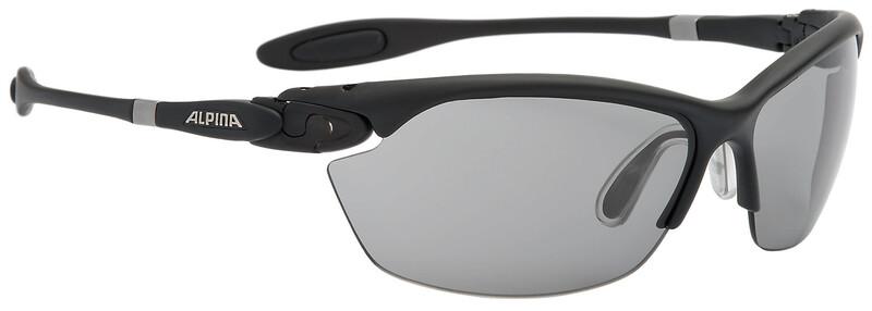 Twist Three 2.0 VL Brille black matt/vario black Accessories