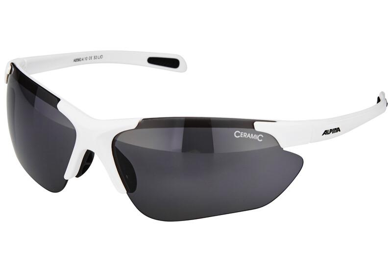 Jalix Brille white matt-black/black Accessories