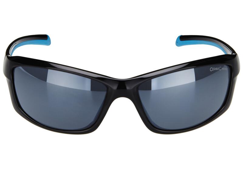 Dyfer Brille black-cyan/black mirror Brillen & Goggles