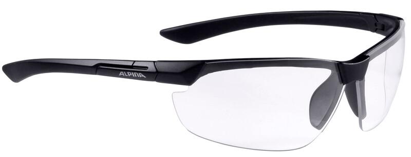 Draff Brille black matt/clear Accessories