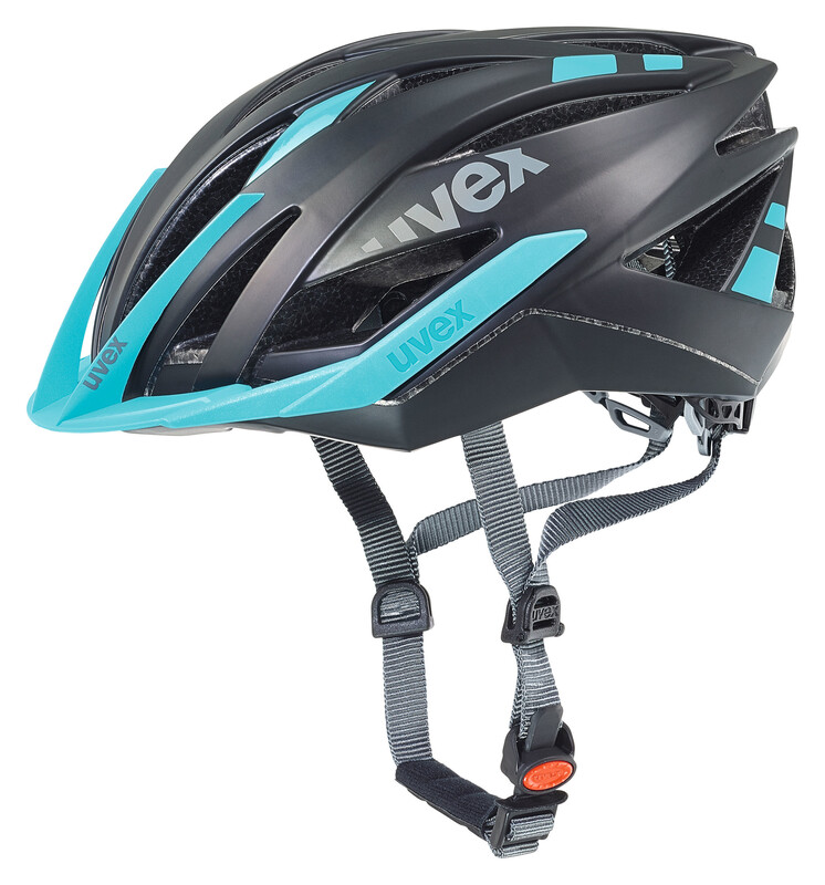 ultra snc Helm black-petrol mat 58-61 cm Mountainbike Helme