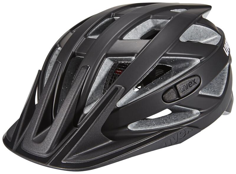 i-vo cc Helm black mat 52-57 cm Mountainbike Helme
