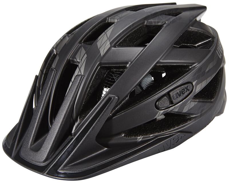 i-vo cc Helm black-smoke mat 52-57 cm Mountainbike Helme