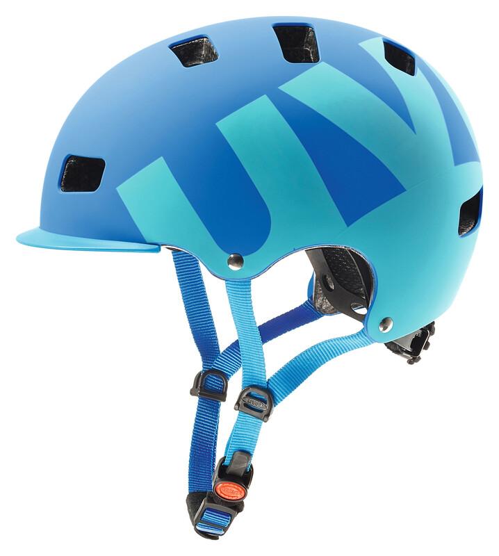 hlmt 5 bike pro Helm blue mat 58-61 cm Mountainbike Helme