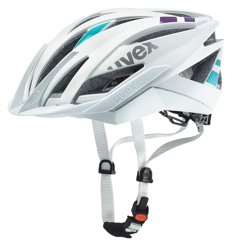 ultra snc Helm Damen white mat 55-58 cm Mountainbike Helme