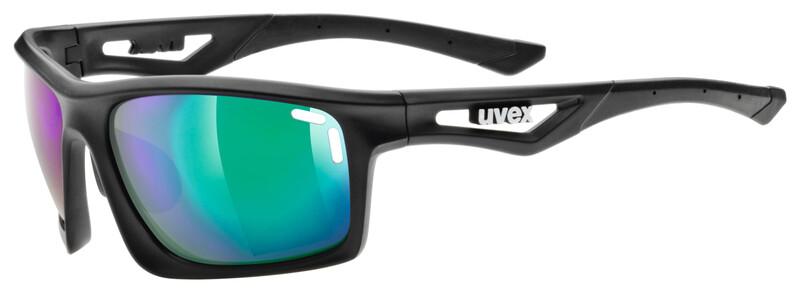 sportstyle 700 Brille black mat Brillen & Goggles