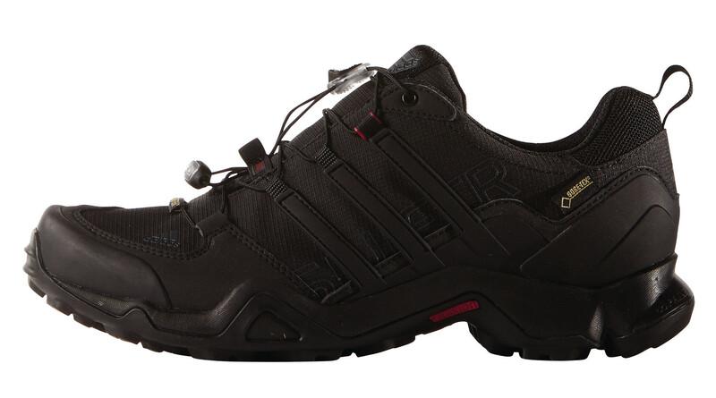 Terrex Swift R GTX Shoes Men core black/dark grey/power r 40 2/3 Trekkingschuhe