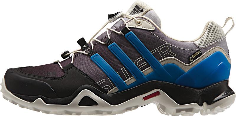 Terrex Swift R GTX Shoes Men chalk white/shock blue s16/c 40 2/3 Trekkingschuhe