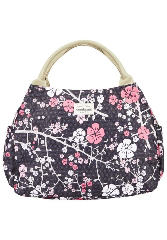 Tosca Handtasche Hanna schwarz Shopping Taschen
