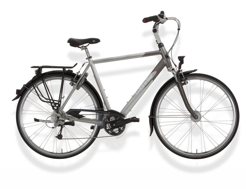 Arroyo Plus Men pebble grey / desert titanium grey Trekkingräder