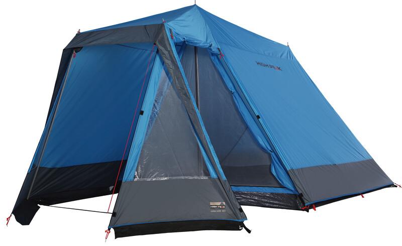 Colorado 180 Zelt blau/dunkelgrau Kuppelzelte