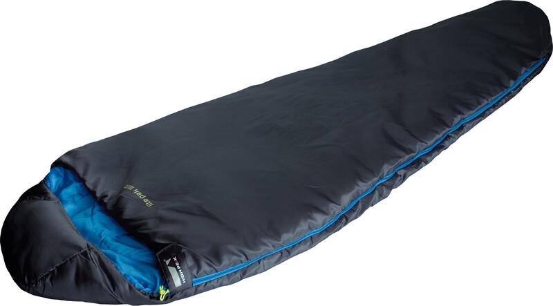 Lite Pak 1200 Sleeping Bag anthrazit/blau Mumienschlafsäcke