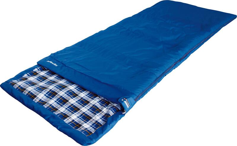 Highland Sleeping Bag blau Deckenschlafsäcke