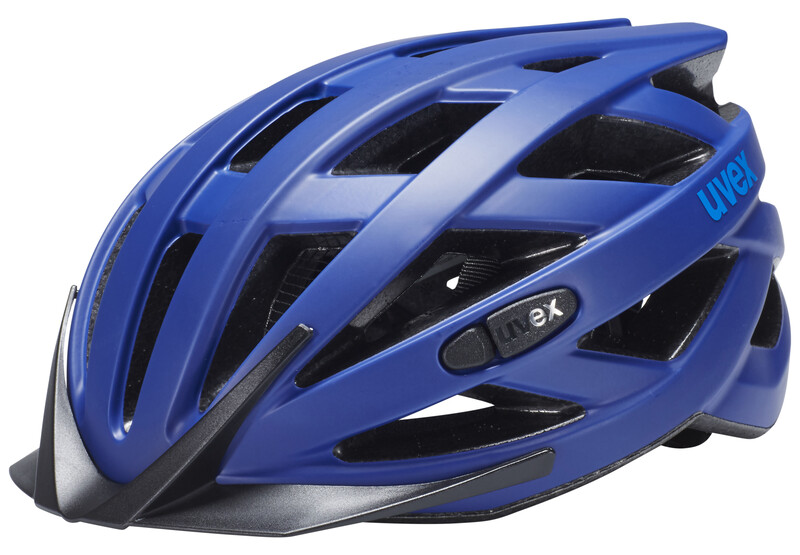 i-vo Helm royal blue-cyan mat 52-57 cm Mountainbike Helme