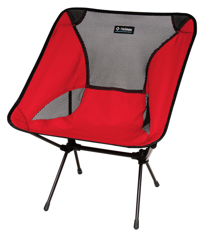 Chair One red Campingstühle