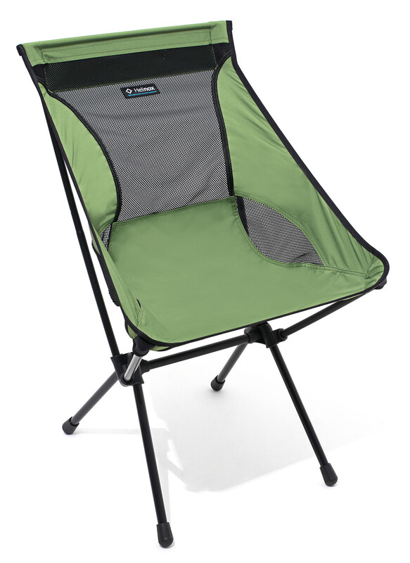 Camp Chair meadow green Campingstühle